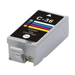 COMPATIBLE CANON CLI-36 (CLI36) COLOR INK CARTRIDGE