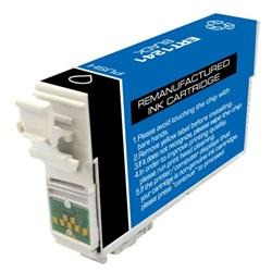 REMANUFACTURED EPSON T1241 (T124120) BLACK INK CARTRIDGE