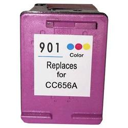 REMANUFACTURED HP CC656AN (901) TRI COLOR INK CARTRIDGE
