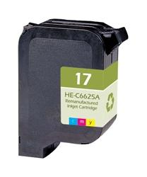 HP Remanufactured Ink Cart C6625A/D (No. 17)