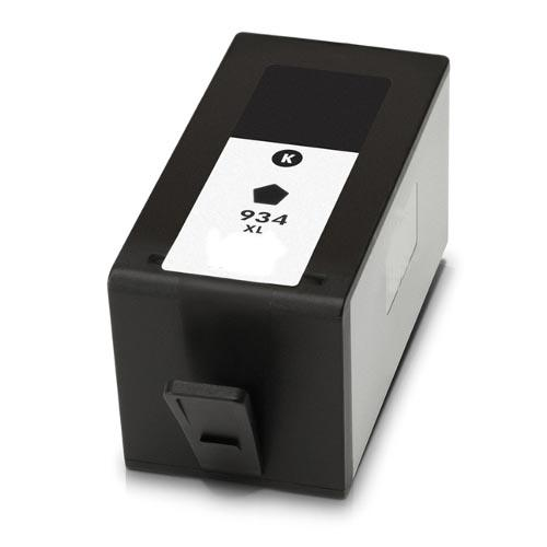 REMANUFACTURED HP C2P23AN (934XL) HIGH YIELD BLACK INK CARTRIDGE
