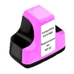 REMANUFACTURED HP C8772WN (02) MAGENTA INK CARTRIDGE