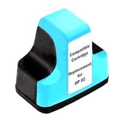 REMANUFACTURED HP C8774WN (02) PHOTO CYAN INK CARTRIDGE
