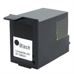 REMANUFACTURED HP C6602A BLACK INK CARTRIDGE