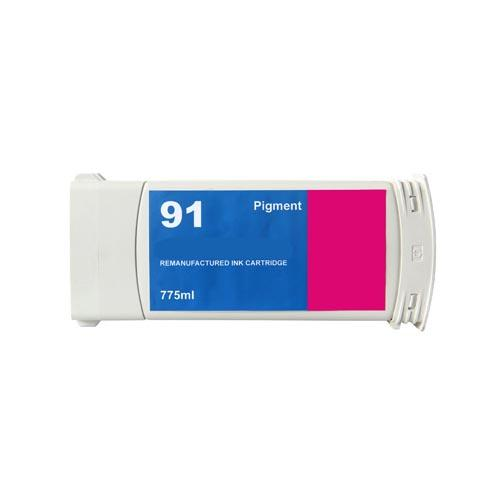 REMANUFACTURED HP C9468A (91) MAGENTA INK CARTRIDGE