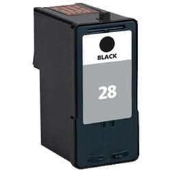 COMPATIBLE LEXMARK 18C1428, 18C1528 (#28) BLACK INK CARTRIDGE