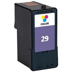 LEX Remanufactured Ink Cart 18C1429/ 18C1529 (No. 29) Color