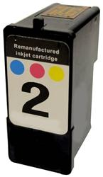 Lexmark Remanufactured Ink Cart 18C0190 (No. 2)