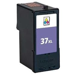 COMPATIBLE LEXMARK 18C2180 (#37XL) HIGH YIELD TRI COLOR INK CARTRIDGE