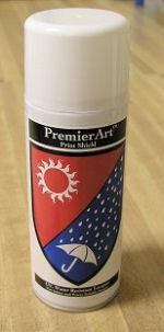 PREMIER ART PRINT SHIELD SPRAY