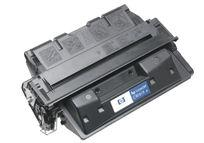 COMPATIBLE HP C8061X (61X) HIGH YIELD BLACK LASER TONER CARTRIDGE