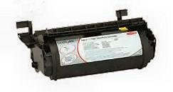 COMPATIBLE LEXMARK 12A5845 HIGH YIELD BLACK LASER TONER CARTRIDGE WITH DRUM