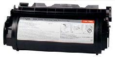 Compatible Lexmark Standard Yield Laser Toner Cartridge T630/632/634 - Yield 20000