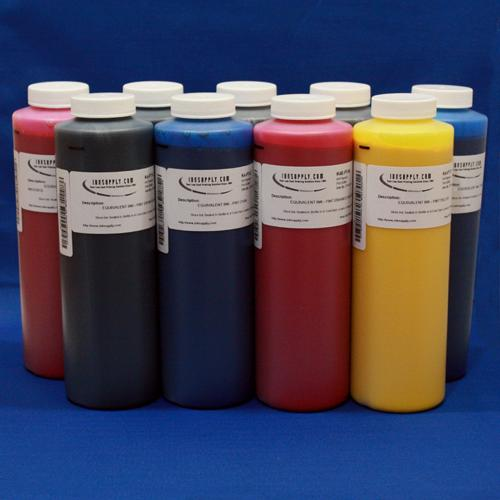 MIS K4 INKSET (9) PINT BOTTLES - EQUIVALENT TO EPSON K3 INKS