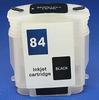 HP Refill Friendly High Capcity Black Cartridge - Empty No Ink