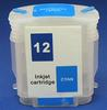 HP Refill Friendly High Capcity Cyan Cartridge - Empty No Ink