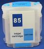 HP Refill Friendly High Capcity Lite Cyan Cartridge - Empty No Ink