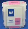 HP Refill Friendly High Capcity Lite Magenta Cartridge - Empty No Ink