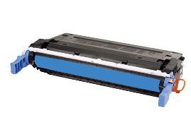 COMPATIBLE HP C9721A (641A) CYAN LASER TONER CARTRIDGE