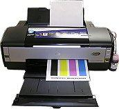 Empty Continuous Flow Systems for the Epson Stylus Photo 1400 - 48Hour Lead Time