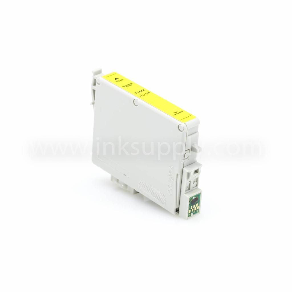 Remanufactured Epson T0444 Yellow Ink Cartridge