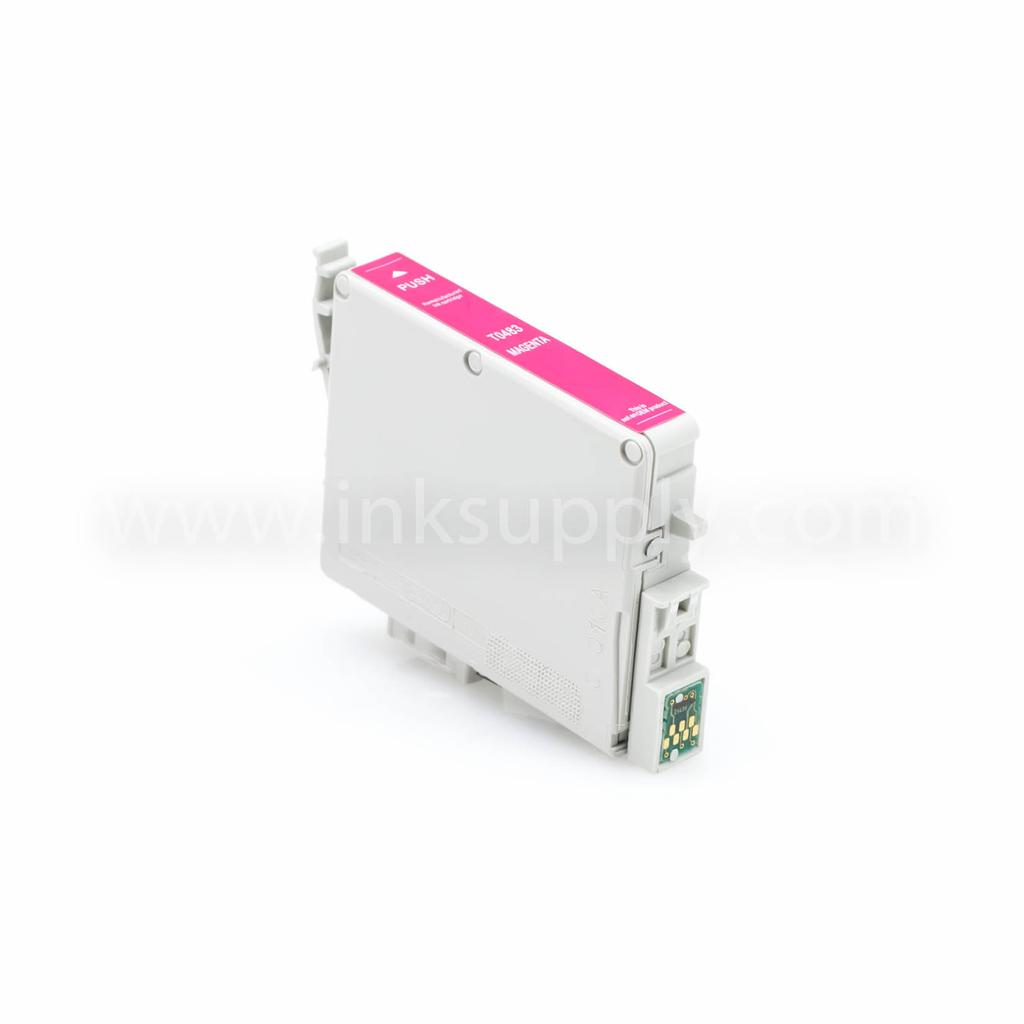 Remanufactured Epson T0483 (T048320) Magenta Ink Cartridge