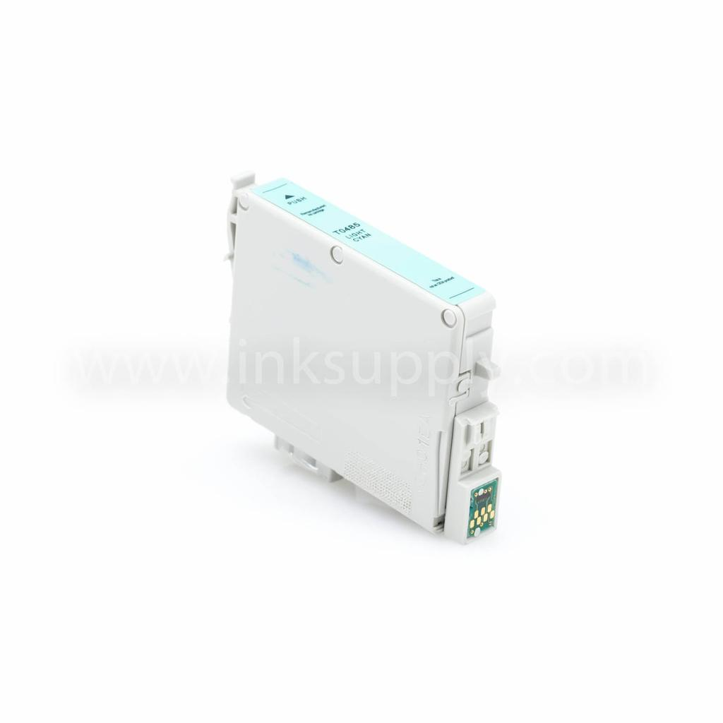 REMANUFACTURED EPSON T0485 (T048520) LIGHT CYAN INK CARTRIDGE