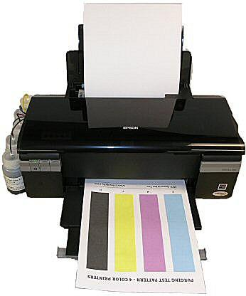 Epson Stylus C120 CFS complete system. (carts with tubing and parts) Printer and Ink not included - 48Hour Lead Time