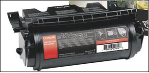 Compatible Lexmark Laser Toner Cartridge T640/T642/T644