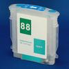 HP (HP88) Refill Friendly Cyan 88 Cartridge - Empty No Ink