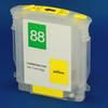 HP (HP88) Refill Friendly Yellow 88 Cartridge - Empty No Ink