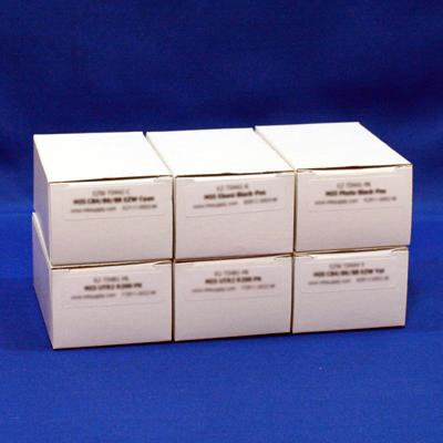 Cleaning Cartridge Set of 6 T078 (78) High Capacity Cartridge W/ QUICK RESET CHIP