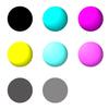 HP Vivera Compatible Pigment Gallon set - 8 SET (C,M,Y,LM,LC,LK,K,PK)