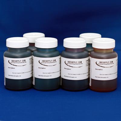 MIS Dyebase Inkset for HP 5500 - (6) 4 oz Bottles