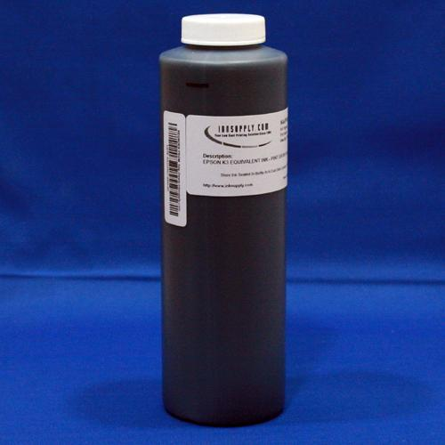 Brother compatible pigment ink - Pint - black.