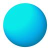 Brother compatible dyebased ink - Gallon - cyan.