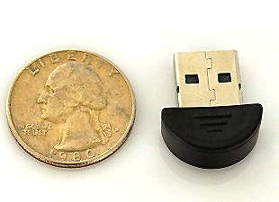 Tiny USB Bluetooth Adapter (Vista Compatible)
