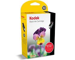 Compatible Black No10 cartridge For Kodak EasyShare and ESP Printers - Clearance, Limited Stock