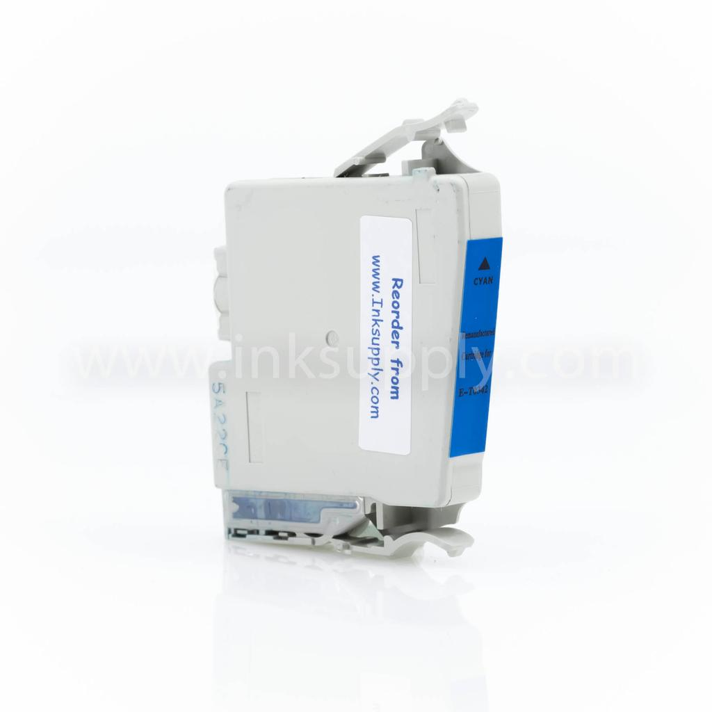 Remanufactured Epson T0342 Cyan Ink Cartridge - Clearance, Limited Stock