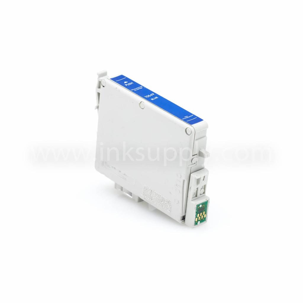 Remanufactured Epson T0549 Blue Ink Cartridge