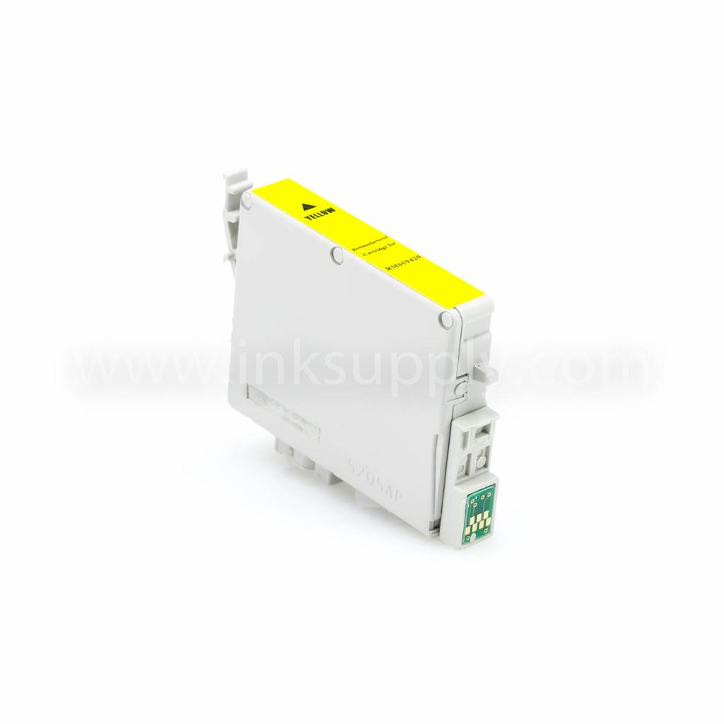 REMANUFACTURED EPSON T0594 (T059420) YELLOW INK CARTRIDGE