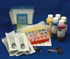 Complete Refill Kit for 5 Cartridge CLI221 C,M,Y,PK, PGI220 K - Printers Includes Accessories, Cartridges and Ink