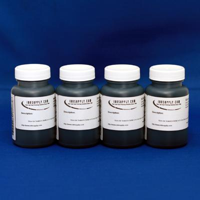 EB4 Carbon Monotone Ink 4 Bottle 4oz Set - (C, M, Y, K)