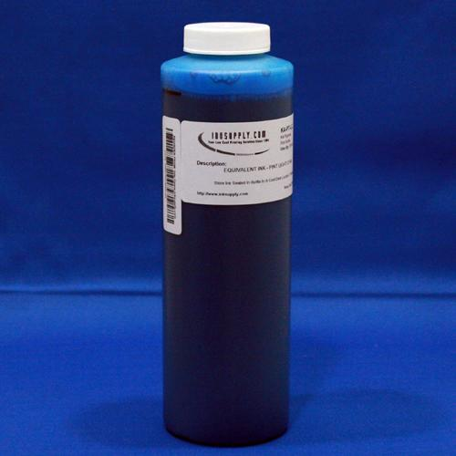 Inksupply HP2000 Cyan Ink For HP Dyebase Printers - 480ml (16.2oz) - 40 refills