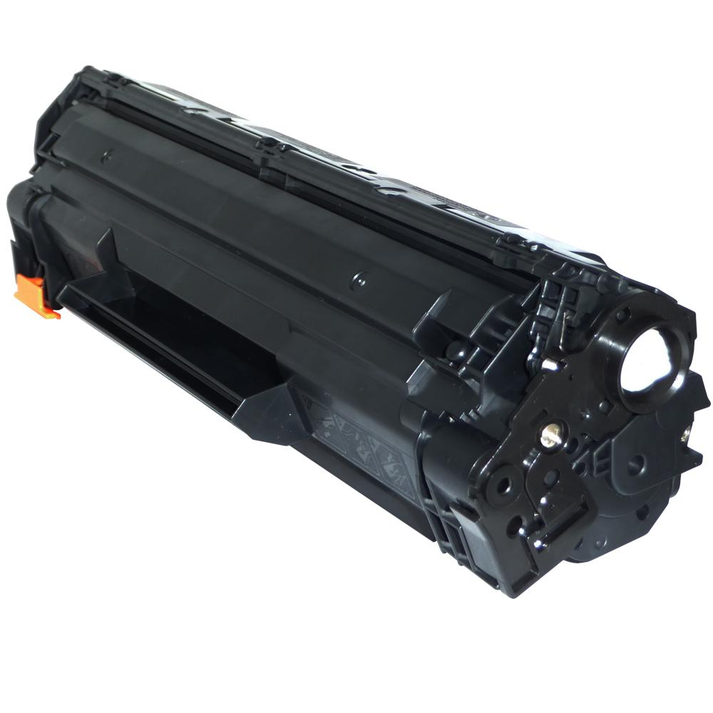 COMPATIBLE HP CE285A (85A, CANON 125) BLACK LASER TONER CARTRIDGE