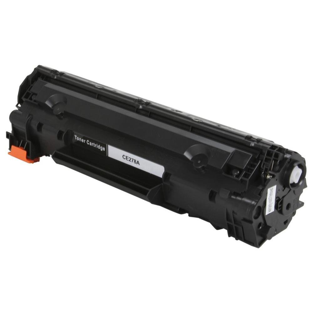 COMPATIBLE HP CE278A (78A, CANON 128A) BLACK LASER TONER CARTRIDGE