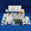 REFILL KIT FOR 5 COLOR (#T1251-#T1254) (DUAL MK UNIVERSAL BLACK) EPSON PRINTERS - KIT CONTAINS ACCESSORIES, EMPTY CARTRIDGES AND 2OZ. (5 REFILLS) INK SET