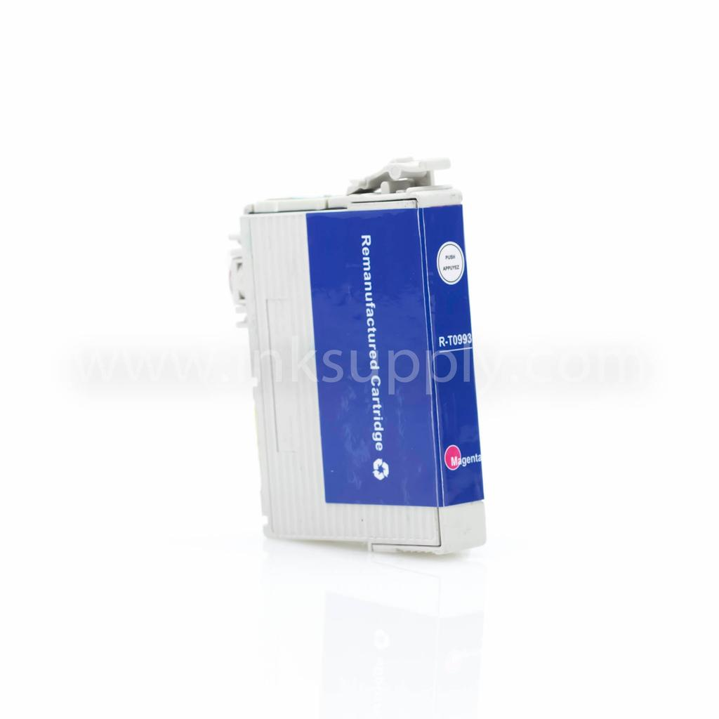 REMANUFACTURED EPSON T0993 MAGENTA CARTRIDGE (T099320) - Clearance, Limited Stock