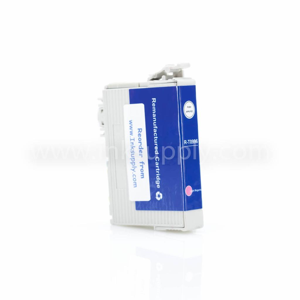 REMANUFACTURED EPSON T0996 LIGHT MAGENTA CARTRIDGE (T099620) - Clearance, Limited Stock