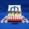 Complete Refill Kit for 8 Cartridge CLI8 BK,C,M,Y,PC,PM,R,G - Printers Includes Accessories, Cartridges and Ink